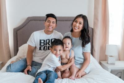 Gomez-Medina Family